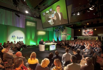 KPN | Manegement Congress | Interactive Broadcasting