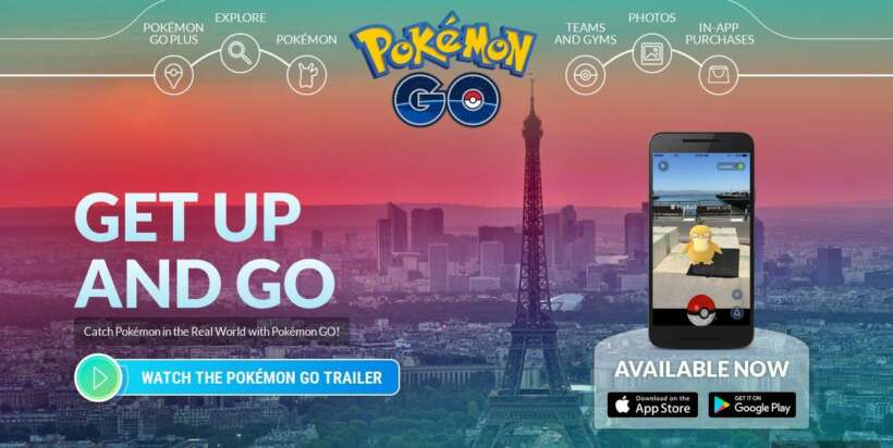 Pokémon GO | Live Marketing Possibilities-Europe