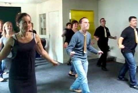 Randstad | Jubilee Global Events . France employees dance in office