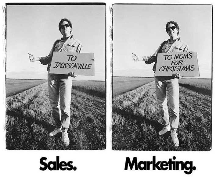 """To Jacksonville"" = Sales. 