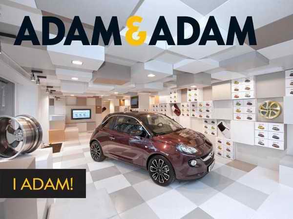 Opel Adam Introduction
