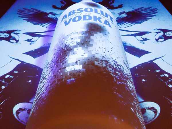 Pernod Ricard | Brand Experience - Interactive Projection