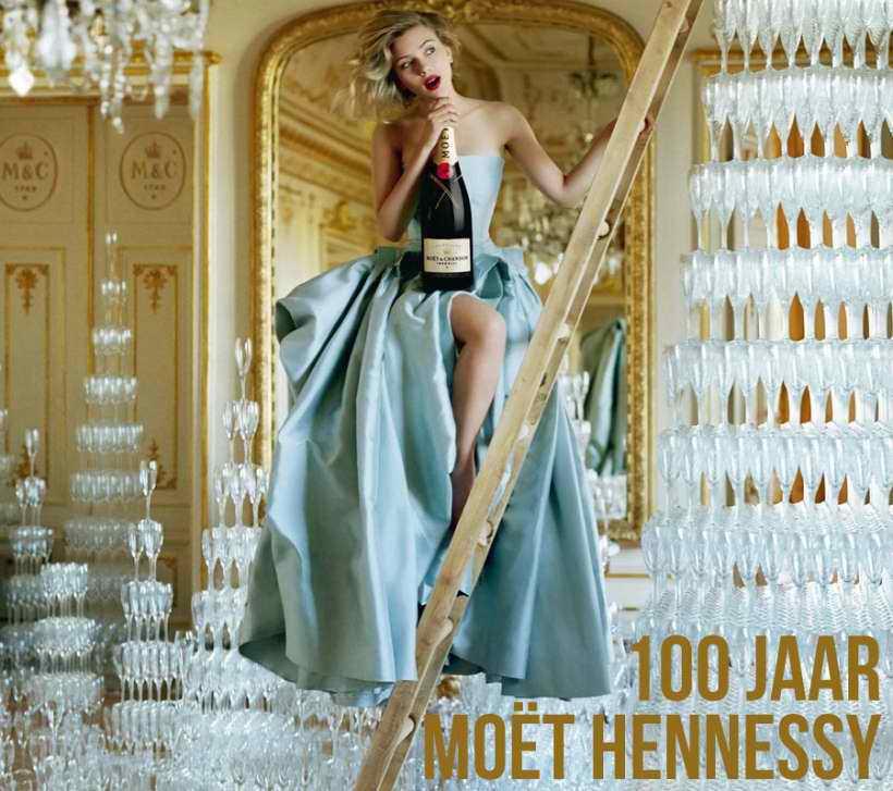 Moët Hennessy Jubilee Visual